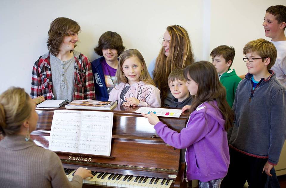 Hestercombe CYM free workshops for young musicians