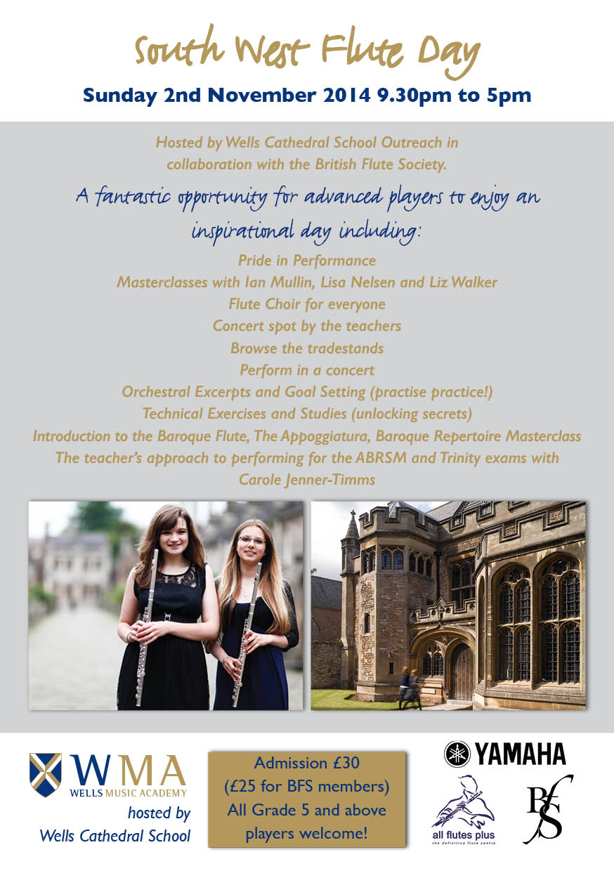 South West Flute Day