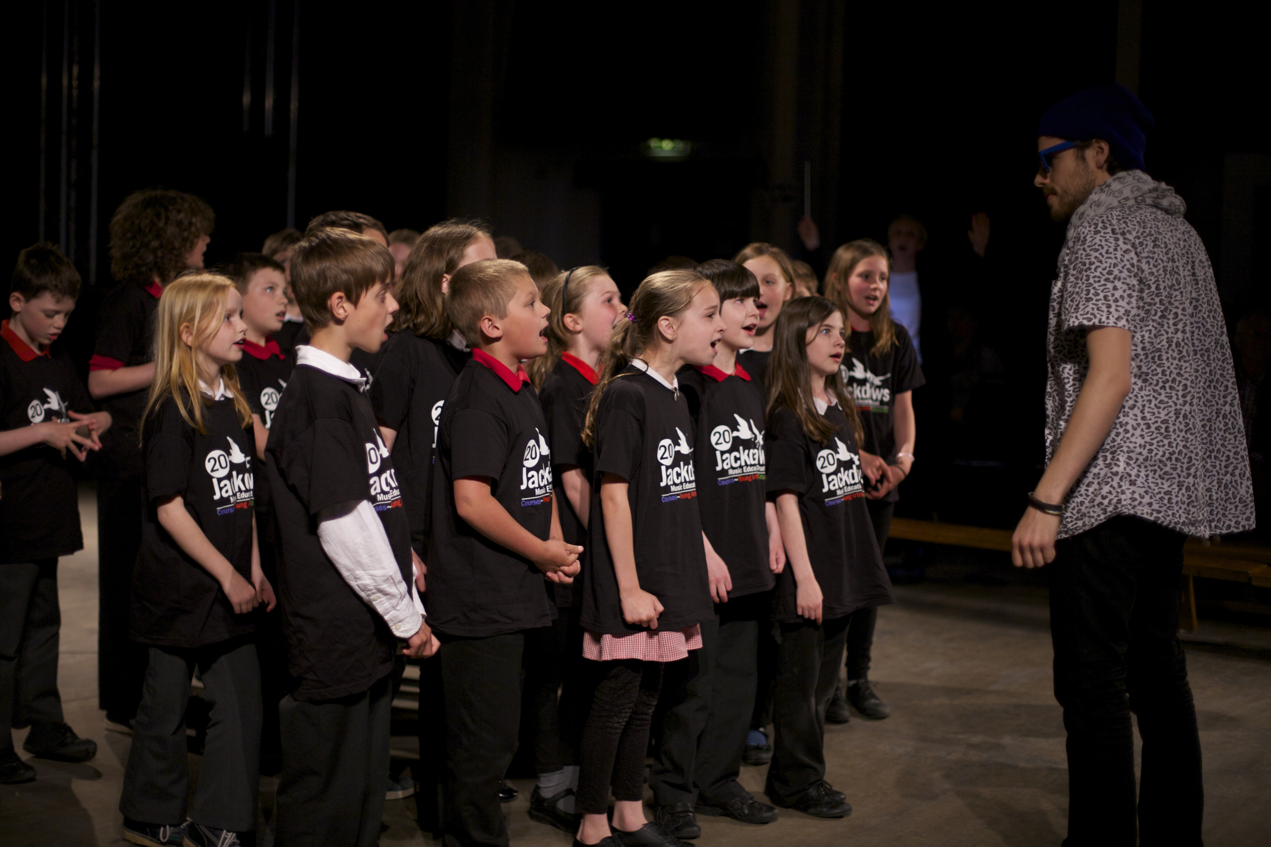Free Singing workshops for Somerset schools - last chance to book