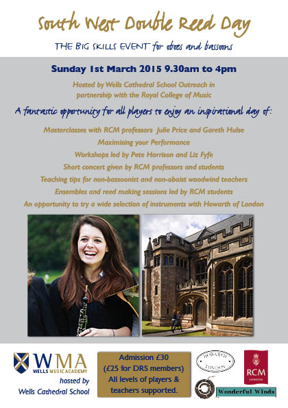 South West Double Reed Day