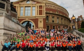 Somerset students perform at BBC Ten Pieces Prom 2017
