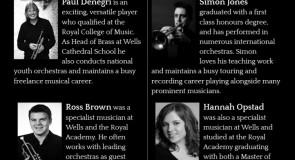 Trumpet Workshops in Wells