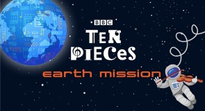 Ten Pieces Earth Mission