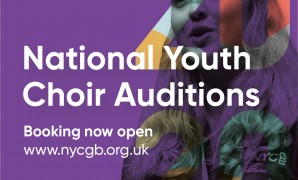 National Youth Choir Auditions 2020/21